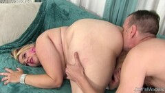 Naughty German Skinny Milf Fuck Submissive and Swallow Thumb