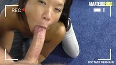 Kinky Asian Wife Melissa Deep Fucks Hard On Cam Thumb