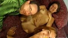 Sexy German Threesome Dirty Talk from 2 Hot Milfs Ffm Thumb