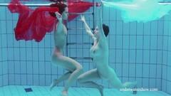 Naughty Piyavka Chehova underwater teens Nata Szilva Thumb