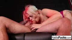 Hot MILF Works Hitachi On Lippy Pussy To Real Orgasm Thumb
