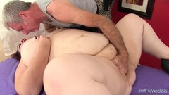 Horny Mature Lady Lynn Orgasmic Rubdown Thumb