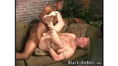 Naughty Amber Stars Cock Sucks An Exercising Black Stud Thumb